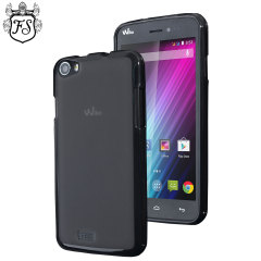 Flexishield Wiko Lenny Case - Smoke Black