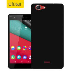 Flexishield Wiko Pulp 4G Case - Black