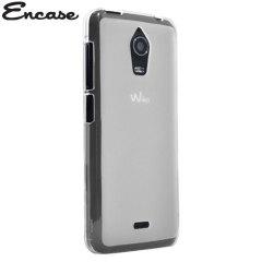 Flexishield Wiko Wax Case - Frost White