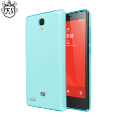 Flexishield Xiaomi RedMi Note Case - Blue