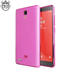 Flexishield Xiaomi RedMi Note Case - Pink