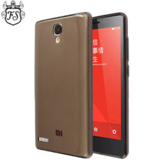 Flexishield Xiaomi RedMi Note Case - Smoke Black
