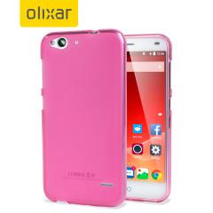 FlexiShield ZTE Blade S6 Case - Light Pink