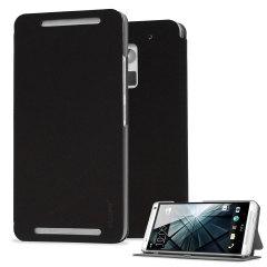 Flip Folio Case for HTC One Max - Black