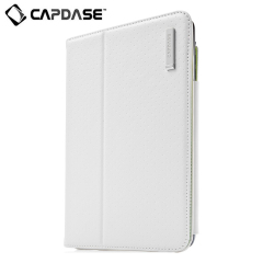 Folder Case - Folio Dot for Apple iPad Mini 2 / iPad Mini - White