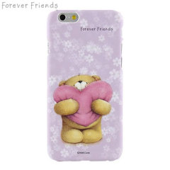 Forever Friends iPhone 6 Case with Screen Protector - Cushion Cuddle