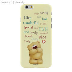 Forever Friends iPhone 6 Case with Screen Protector - Mellow Yellow