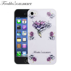 Freckles and Gilbert iPhone 5S / 5 Case - Hummingbird