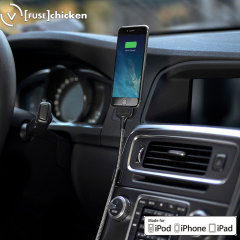 Fuse Chicken Bobine Auto Flexible iPhone Charging Car Holder Dock