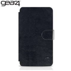 Gear4 SC4007G LeatherBook Case for Samsung Galaxy S4 - Black