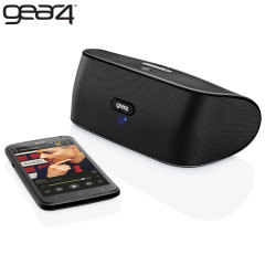 Gear4 StreetParty Wireless Bluetooth Speaker - Black