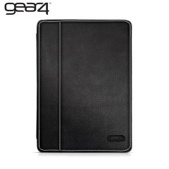 Gear4 The Business Leather Style Case and Stand for iPad Air - Black