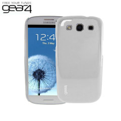 Gear4 Thin Ice Gloss Case for Samsung Galaxy S3 - Ice