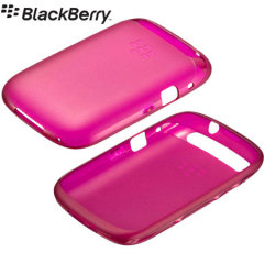 Genuine BlackBerry Curve 9320 Soft Shell - ACC-46602-204 - Pink