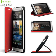 Genuine HTC One Double Dip Flip Case - HC V841