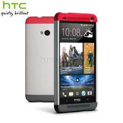 Genuine HTC One Double Dip Hard Shell - HC C840