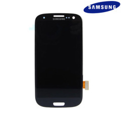 Genuine Replacement LCD And Touch Panel for Samsung Galaxy S3 - Blue