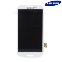 Genuine Replacement LCD And Touch Panel for Samsung Galaxy S3 - White