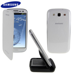 Genuine Samsung Essential Accessory Gift Pack - White - ETC-K1G6CEGSTD