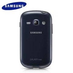 Genuine Samsung Galaxy Fame Slim Case - Blue