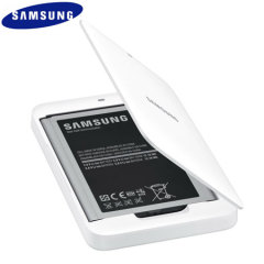 Genuine Samsung Galaxy Mega 6.3 Extra Battery Kit - White