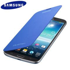 Genuine Samsung Galaxy Mega 6.3 Flip Case Cover - Blue