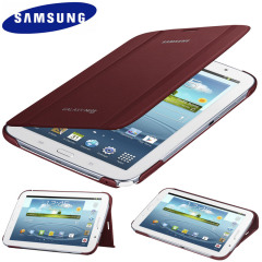 Genuine Samsung Galaxy Note 8.0 Book Cover - Garnet Red