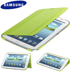 Genuine Samsung Galaxy Note 8.0 Book Cover - Lime Green