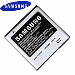 Genuine Samsung Galaxy S Replacement Battery - EB575152VU