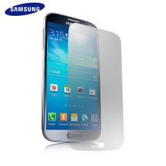 Genuine Samsung Screen Protector for Samsung Galaxy S4