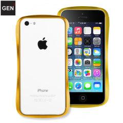 GENx iPhone 5C Aluminium Bumper - Gold