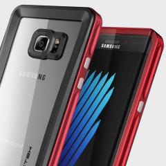 Ghostek Atomic 2.0 Samsung Galaxy Note 7 Waterproof Tough Case - Red