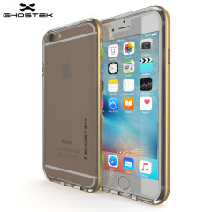 Ghostek Cloak iPhone 6S / 6 Tough Case - Clear / Gold