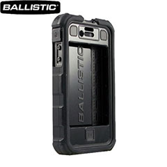 Go Ballistic Hard Core Series Case For iPhone 4S / 4 - Black