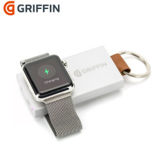 Griffin Apple Watch Travel Power Bank Keychain - 3200mAh