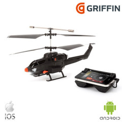 Griffin Helo TC Assault Missile Helicopter for Smartphones