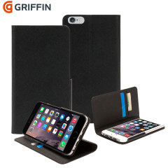Griffin iPhone 6S Plus / 6 Plus Wallet Case - Black