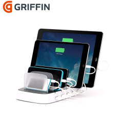 Griffin PowerDock 5 Smartphone and Tablet Multi Charging Station