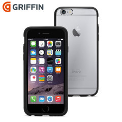 Griffin Reveal iPhone 6 Bumper Case - Clear / Black