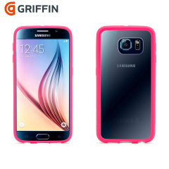 Griffin Reveal Samsung Galaxy S6 Bumper Case - Hot Pink