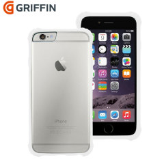 Griffin Survivor Core iPhone 6 Case - White / Clear