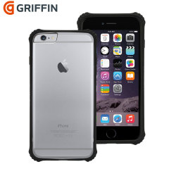 Griffin Survivor Core iPhone 6 Plus Case - Black / Clear