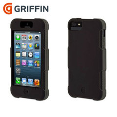 Griffin Survivor Skin for iPhone 5 / 5S - Black