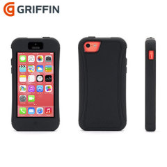 Griffin Survivor Slim iPhone 5C - Black