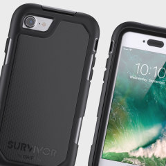 Griffin Survivor Summit iPhone 7 Case - Black