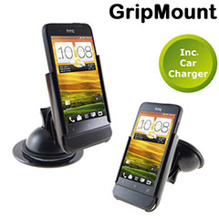 GripMount Case Compatible Car Pack - HTC One V