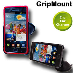 GripMount Case Compatible Car Pack - Samsung Galaxy S2