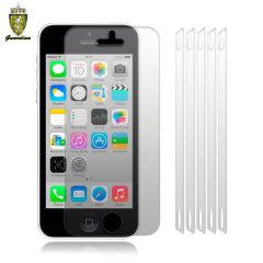 Guardian iPhone 5C Screen Protector - 6 Pack