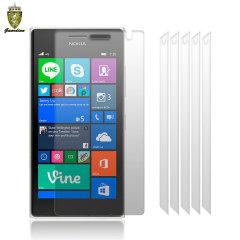 Guardian Nokia Lumia 735 Screen Protector - 6 Pack