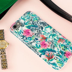 Guess Jungle Floral iPhone 6S / 6 Designer Shell Case